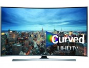 "40% off Samsung UN65JU7500 Curved 65"" 4K 3D Smart LED TV"