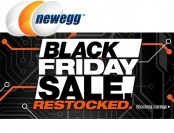 Newegg Black Friday Sale Restocked + $10 off $100, $25 off $200