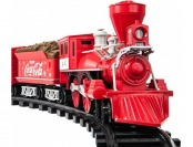 $80 off Lionel Trains Coca-Cola Holiday G-Gauge Train Set