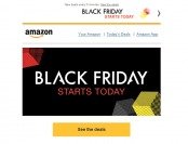 Amazon Black Friday Deals - New Deals Every 5 Minutes