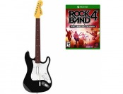 $32 off Rock Band 4 Wireless Guitar Bundle - Xbox One