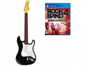 $32 off Rock Band 4 Wireless Guitar Bundle - PlayStation 4
