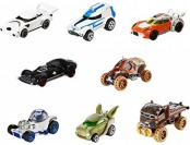 40% off Hot Wheels Star Wars Character Car (8-Pack)