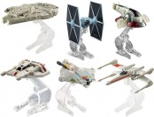 44% off Hot Wheels Star Wars Starship (6-Pack)