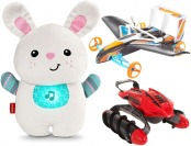 50% off Select Mattel & Fisher-Price Toys, 52 items from $7.49