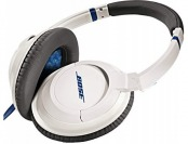 58% off Bose SoundTrue Headphones Around-Ear Style, White
