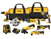 $400 off DeWalt DCK940D2 20V Max Lithium-Ion Combo Kit (9-Tool)