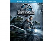 60% off Jurassic World Blu-ray + DVD
