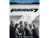 71% off Furious 7 Blu-ray + DVD