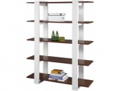 $231 off Furniture of America Marcel 5-Shelf Display Stand