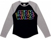 40% off Star Wars LS Girls Tee Shirt