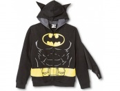 40% off Batman Boys Hooded Sweatshirt