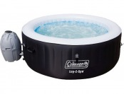 $100 off Coleman Lay-Z-Spa Inflatable Hot Tub
