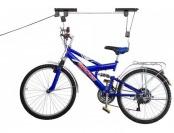 83% off RAD Cycle Products Bike Lift 100lb Garage Hoist (2-Pack)