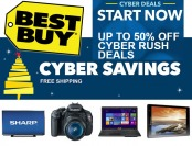Best Buy Cyber Savings Deals