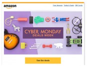 Amazon Cyber Monday Sale - See the Deals Now