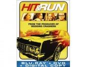 86% off Hit & Run (Blu-ray + DVD + Digital + Ultraviolet)