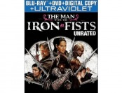 86% off The Man with the Iron Fists (Blu-ray + DVD + Digital)