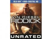 77% off Riddick (Unrated) Blu-ray + DVD + Digital HD