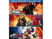 68% off Spy Kids/Spy Kids 2/Spy Kids 3 Triple Feature (Blu-ray)