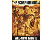 65% off The Scorpion King 4: Quest for Power DVD