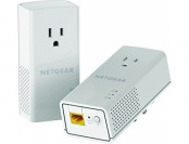 28% off Netgear Powerline 1200 + Extra Outlet (PLP1200-100PAS)