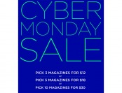DiscountMags Cyber Monday Sale - All the Top-Titles on Sale