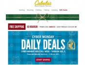 Cabela's Cyber Monday Sale - Best Deals of the Year