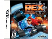 80% off Generator Rex: Agent Of Providence - Nintendo DS
