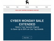 Backcountry Cyber Monday Deals Extended - Up to 50% Off