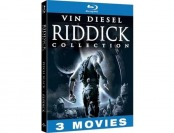 75% off Riddick Blu-ray Collection (Unrated) 3 Movies