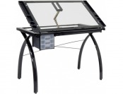 $150 off Studio Designs Futura Craft Station - Black/clear
