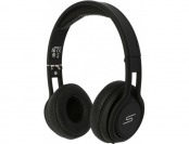$120 off SMS Audio STREET by 50 Black Wired Sport Headphones