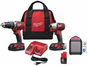 49% off Milwaukee 2697-22CTB M18 18-Volt Cordless Combo Kit