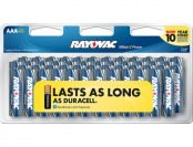 50% off Rayovac 824-48CTF AAA Batteries (48-pack)
