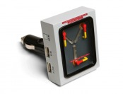 60% off Flux Capacitor USB Car Charger