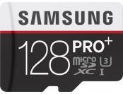 $115 off Samsung Pro+ 128GB microSD Class 10 Memory Card