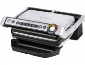 $154 off T-fal GC702 OptiGrill Stainless Steel Indoor Electric Grill