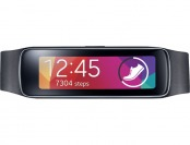 53% off Samsung Gear Fit Fitness Watch, Heart Rate Monitor (Refurb)