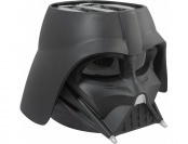 56% off Pangea Brands Star Wars Darth Vader 2-slot Toaster - Black
