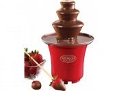 52% off Nostalgia Electrics CFF300 Mini Chocolate Fountain