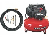 $60 off Porter-Cable C2002-WK UMC Compressor w/ Accessory Kit