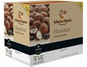 31% off Keurig Gloria Jean's Hazelnut K-cups (48-pack)