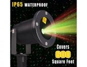 $84 off Christmas Laser Landscape Light Projector