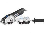 "$40 off Dremel 7.5-Amp Corded 4.5"" Ultra-Saw Tool Kit US40-02"