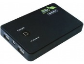 43% off Nature Power 80020 Power Bank 5.0 Dual USB Charger