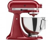 50% off Kitchenaid KSM85PBER Tilt-head Stand Mixer - Empire Red