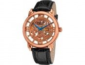 $396 off Stuhrling 165B.334514 Winchester Skeleton Watch