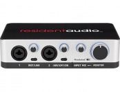60% off Resident Audio T2 2-Channel Thunderbolt Interface