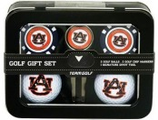 50% off Team Golf Auburn Tigers 5-Piece Golf Gift Set